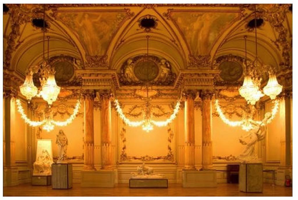 Удивительные люстры в стиле French Empire