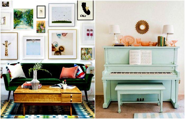 Секреты создания стильного и уютного интерьера.