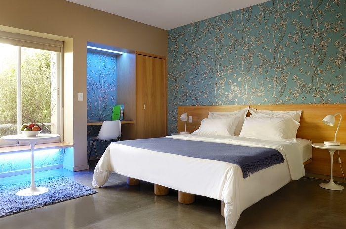 Если добавить красивых оттенков - это поможет сделать комнату не только современной, но и удобной.