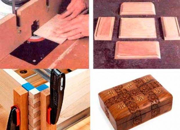 Rękodzieło DIY z naturalnego materiału