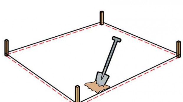 Jak zbudować piaskownicę własnymi rękami?
