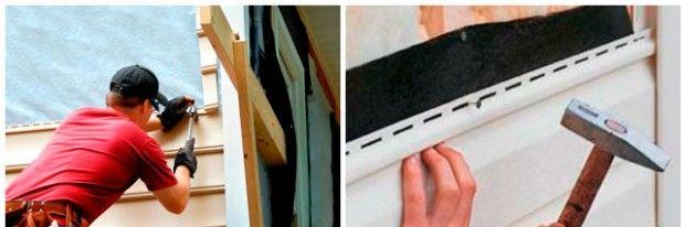 Как обшить дом сайдингом своими руками?