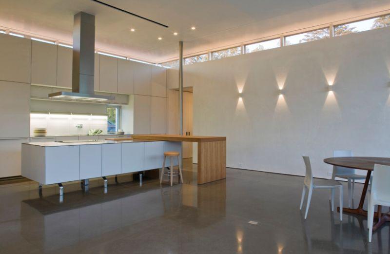 Красивое настенные бра в дизайне интерьера помещения