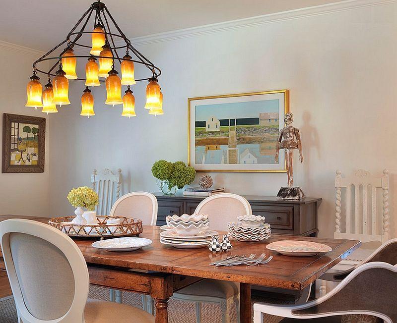 Fantastiske lysarmaturer innen interiørdesign