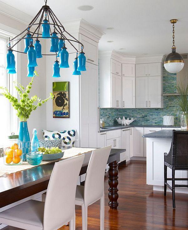 Fantastiske lamper i interiørdesign