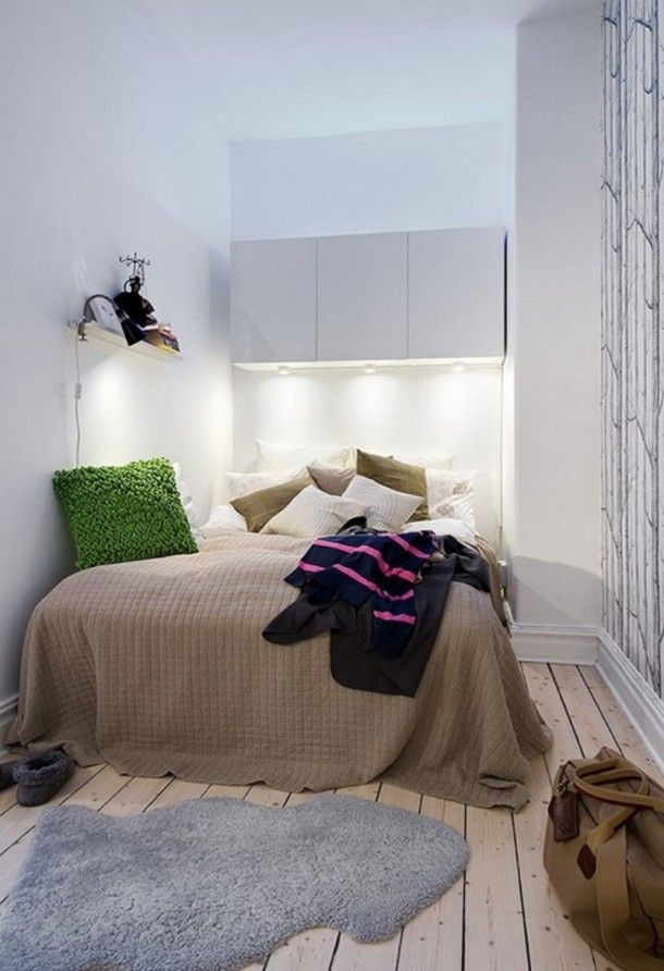Kuinka perustaa kapea makuuhuone