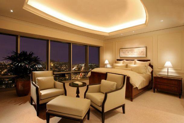 nykyaikainen makuuhuone (5)