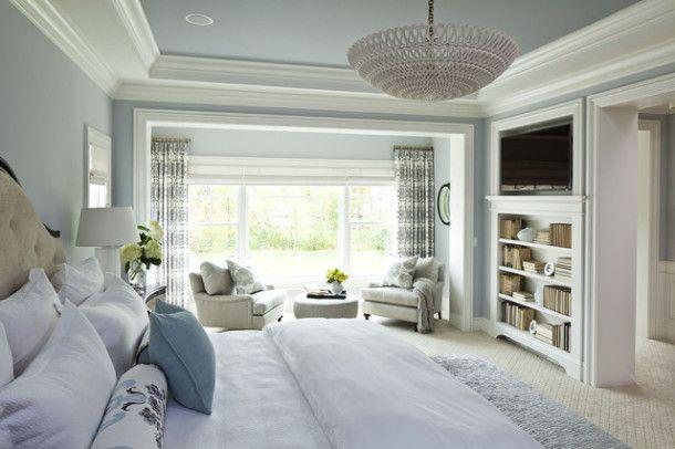 Kuinka sisustaa kaksitasoinen katto makuuhuoneessa