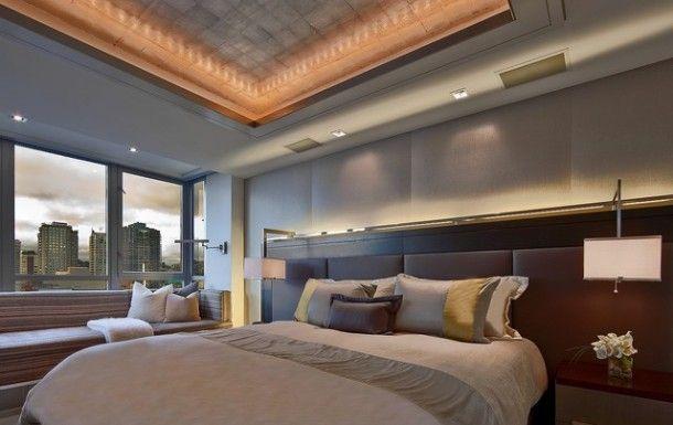 nykyaikainen makuuhuone (7)