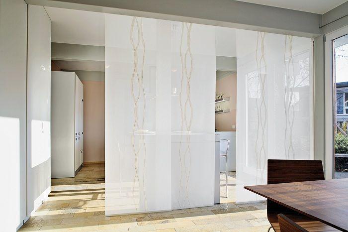 Добро решение за създаване на готина версия на стъклени прегради, която определено ще ви хареса.