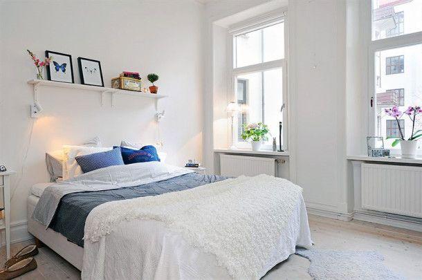 Chalmers_hqr Как да подобрите спалнята си под наем: 7 прости съвета