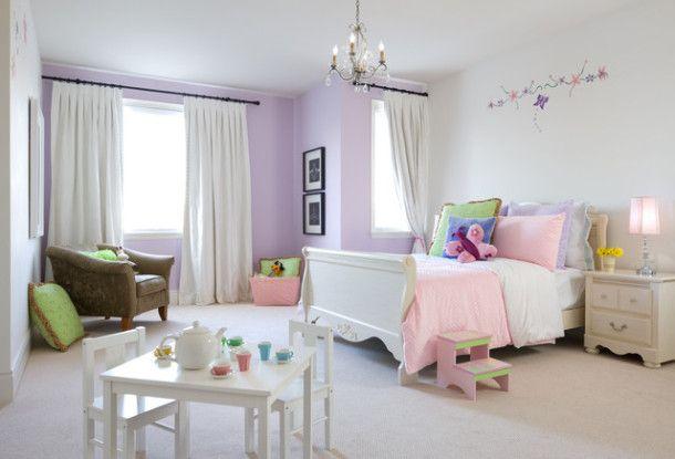 jak wybrać kolor do pokoju dziecinnego