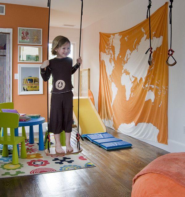 как выбрать цвет для детской