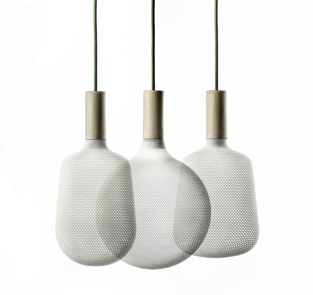 Уникальные лампы Afillia от Alessandro Zambelli