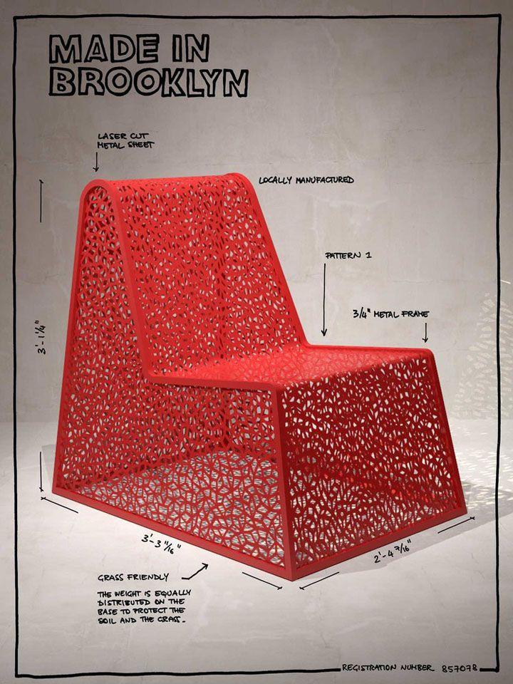 Проектиране на креативен стол