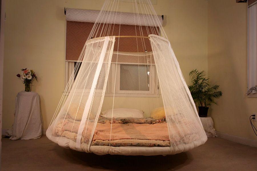 Flytende seng
