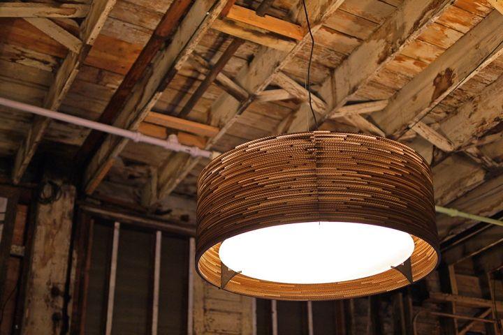 Fantastisk håndlaget lampe av Graypants