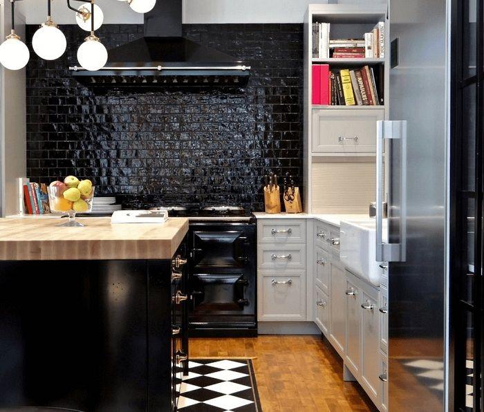 Une cuisine de style méditerranéen ne sera qu'une excellente solution pour décorer ce type de pièce.