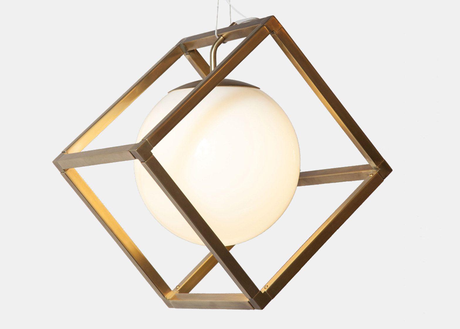 Лаконичный дизайн светильников шарообразной формы
