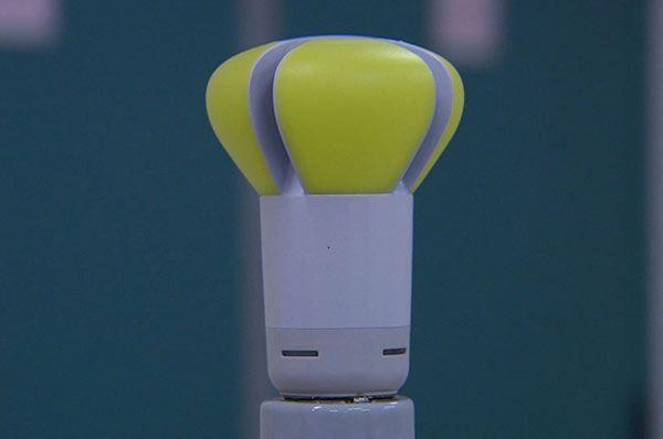 Желтая основа светодиодной лампы