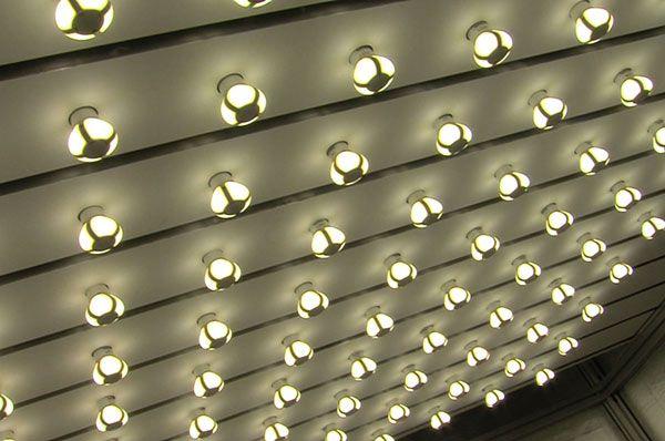 Потолочные лампы-светодиоды