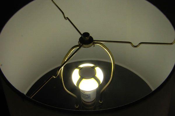 Флакон для светодиодной лампы