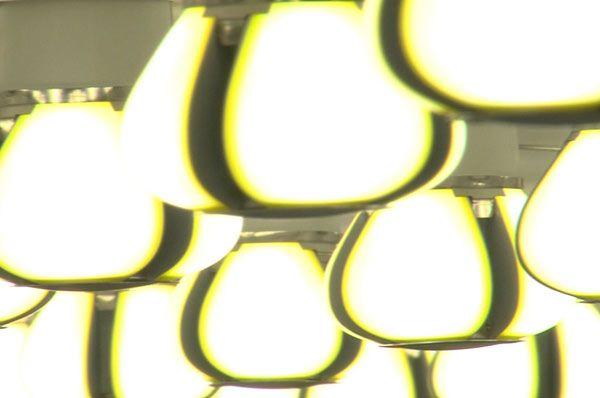 Светящиеся светодиодные лампы