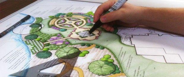 планирование ландшафта