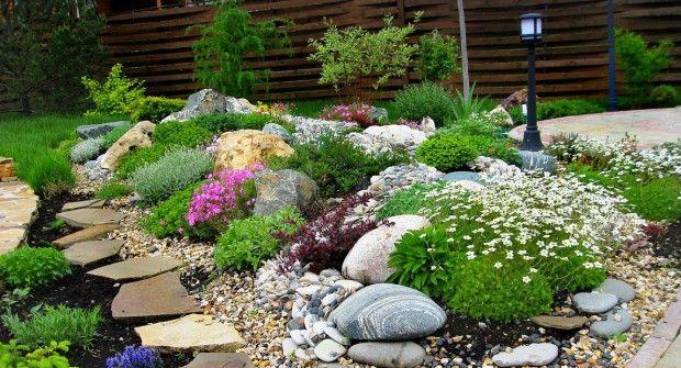 arrangement av steinhage