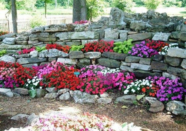 blomster til steinhage