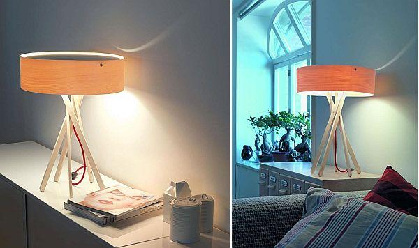 Лампа Arba от италианския дизайнер Матео Тун.