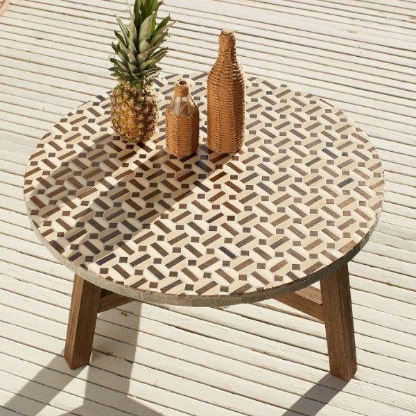 Дизайнерский круглый обеденный стол