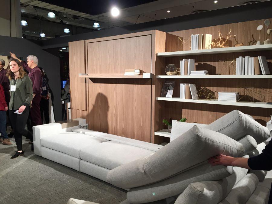 Перфектната мебелна система от Resource Furniture