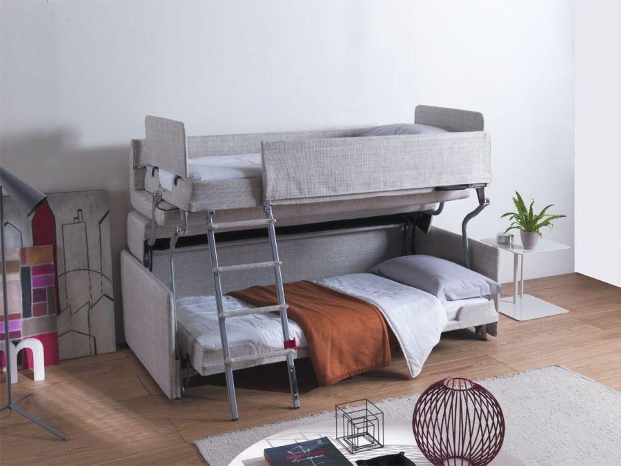 Зашеметяваща мебелна система от Resource Furniture