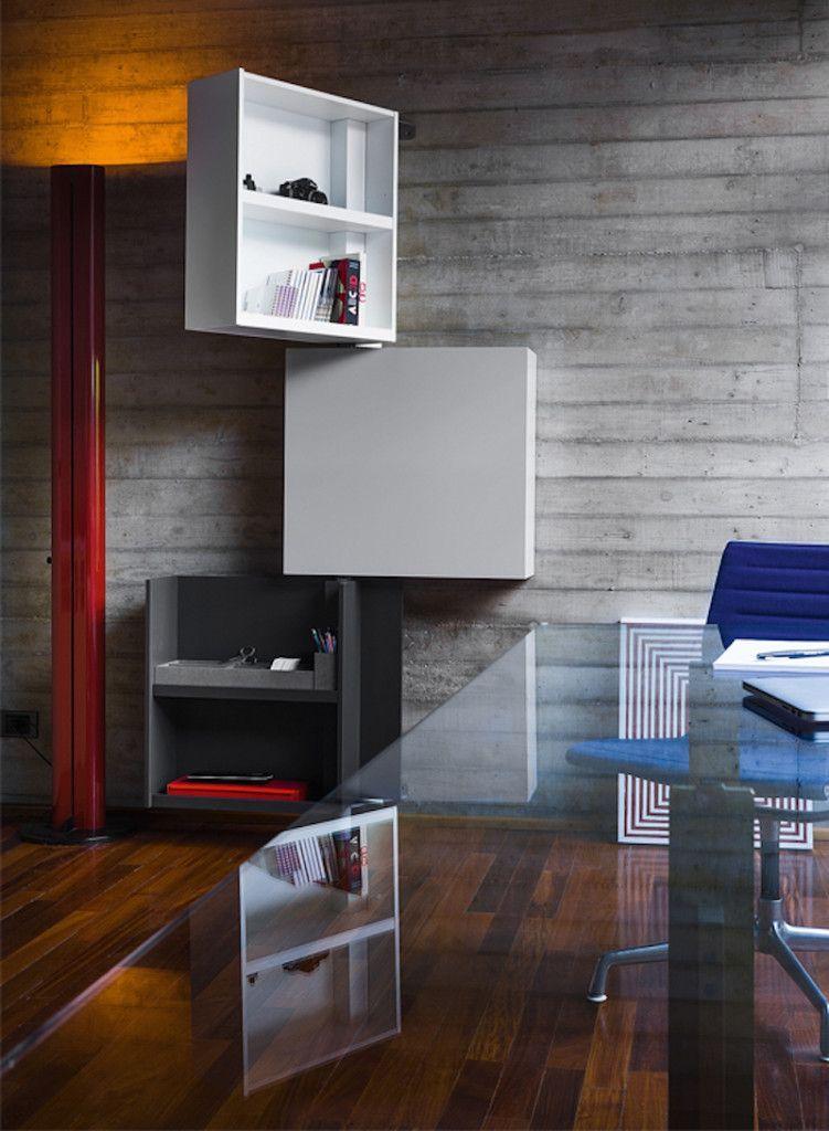 Ярка мебелна система от Resource Furniture