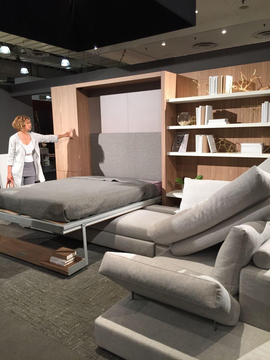 Възхитителна мебелна система от Resource Furniture