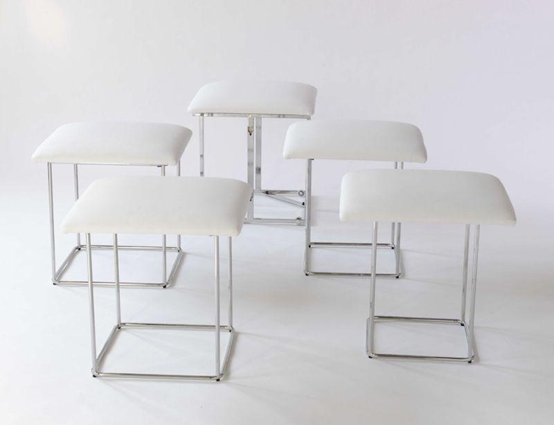 Изискана мебелна система от Resource Furniture