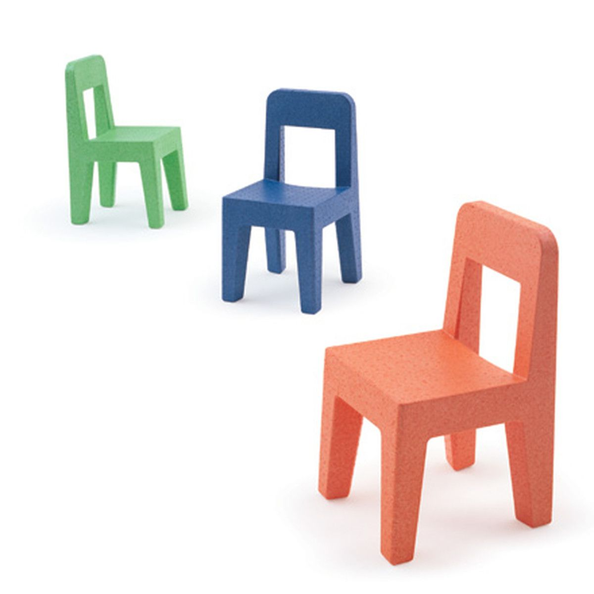 Chaises cool pour les enfants