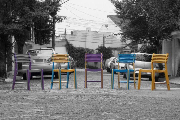 Креативные стуля