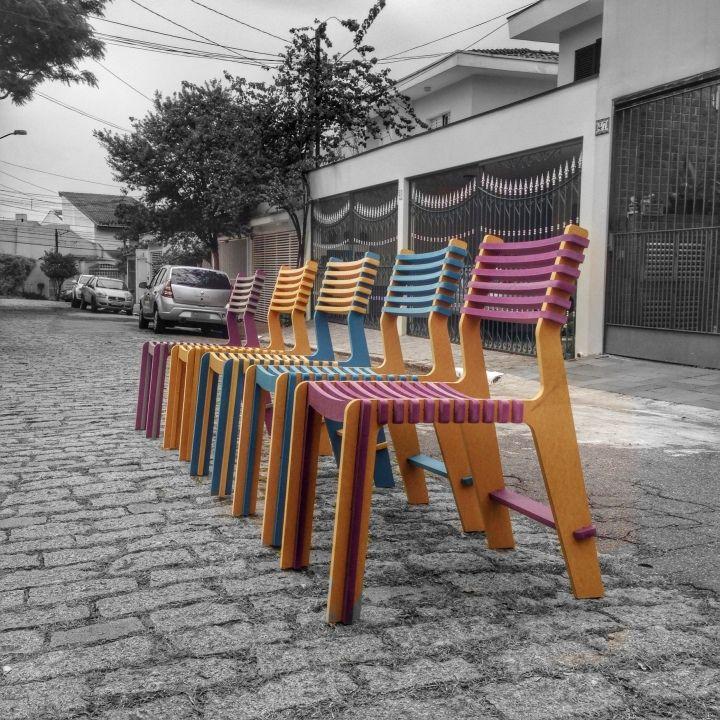 Очаровательные стулья