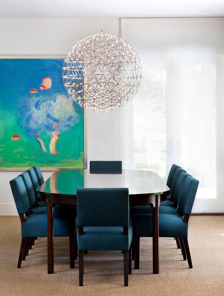 Красивый круглый подвесной светильник Raimond Lamp
