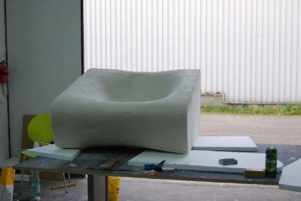Оригинальная модульная мебель