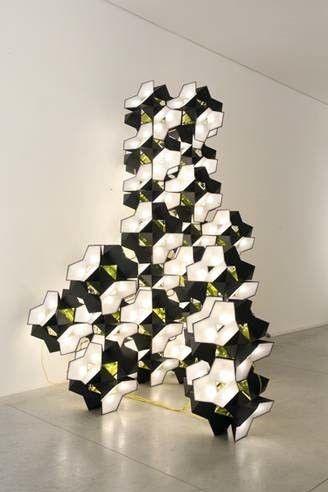 Осветительная конструкция Starbrick от мастера Olafur Eliasson