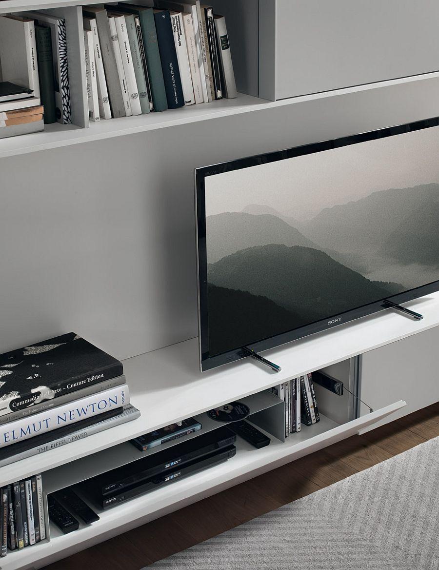 Уникальная модульная система для гостиной