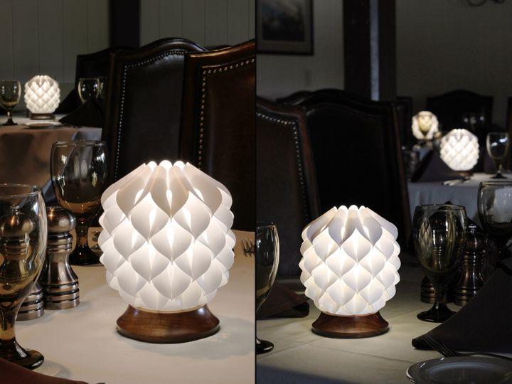 Удивительные настольные лампы Kiem