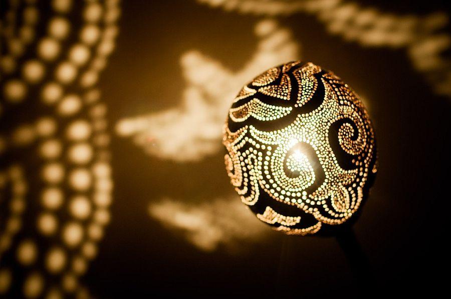Восхитительный светильник Лампа Нимфы