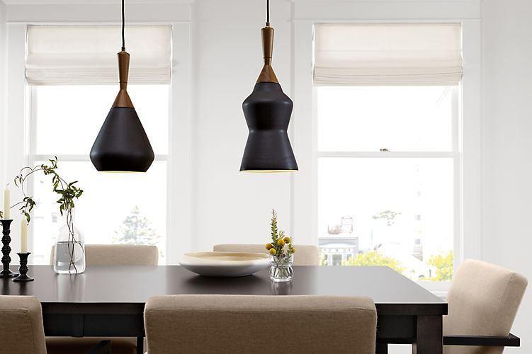 Стильные светильни Cloak от Room & Board