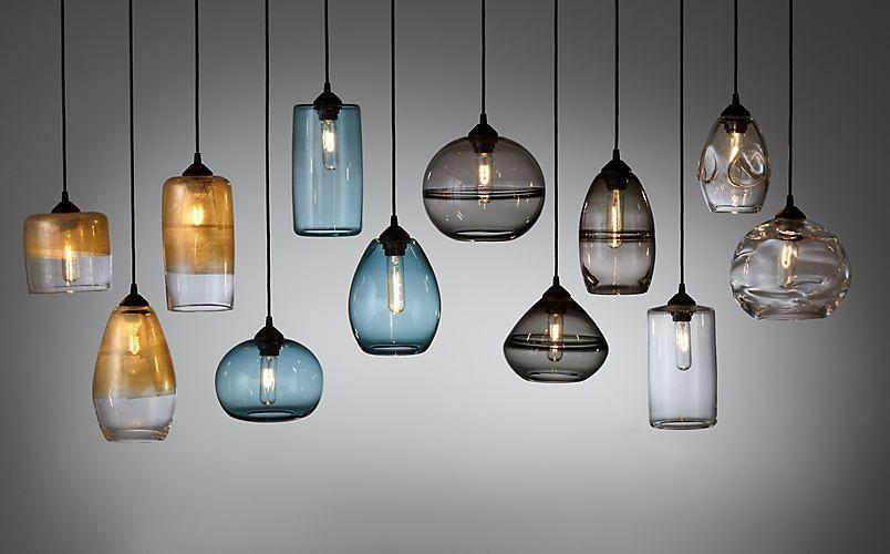 Светильники с полупрозрачными плафонами
