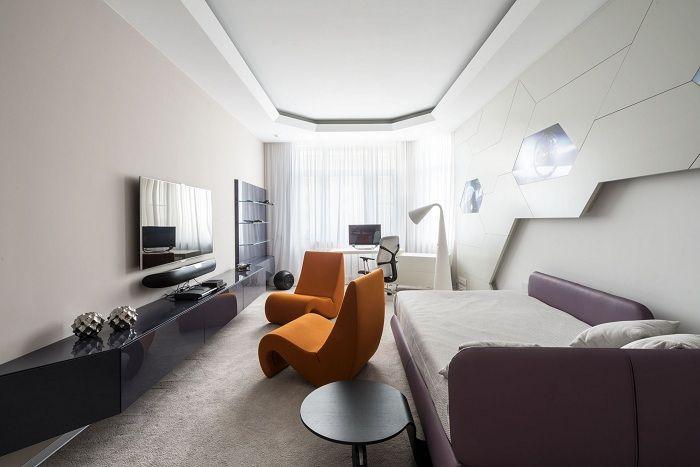 Невероятен футуристичен стил, който ще ви даде просто страхотно настроение и най-доброто изживяване.