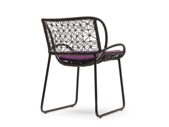 Прекрасен стол - изглед отзад
